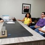 Maurão de Carvalho intercede junto ao Governo para recuperação de estradas em Parecis