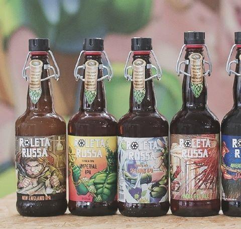 """Venha tentar a """"sorte"""" da Roleta Russa na Mestre-Cervejeiro.com"""