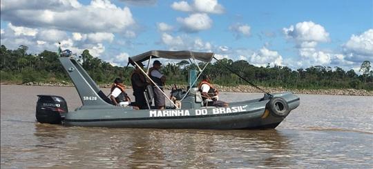 Corpo de adolescente desaparecido no Rio Madeira é encontrado