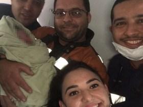 Bebê é achado dentro de mala em Aparecida de Goiânia; vídeo