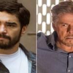 'Não representa ameaça', diz Caio Blat em defesa de Jose Mayer