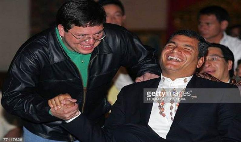 Ex-ministro do Equador, onde Lula ajudou Odebrecht, é preso