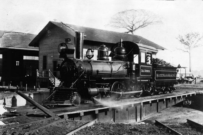 Ferroviários pedem tombamento de 366 km da Estrada de Ferro Madeira Mamoré