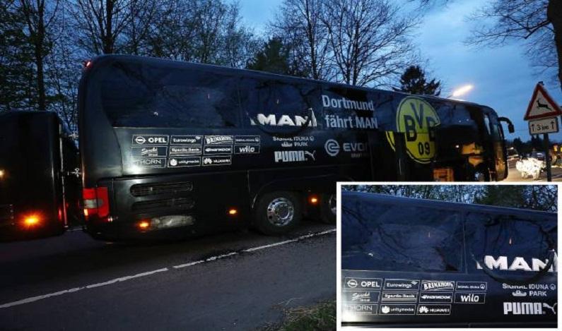 Suspeito é preso em investigação de ataque a ônibus do Borussia