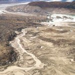Desaparecimento repentino de rio no Canadá assusta cientistas