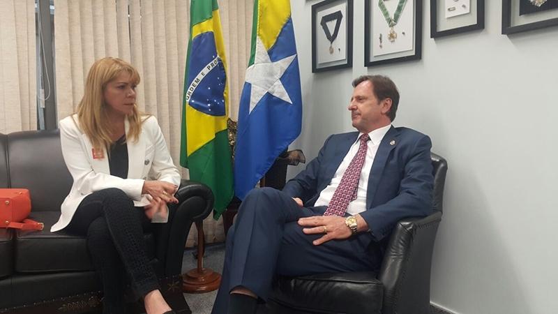 Ministro do Esporte garante recursos para Porto Velho
