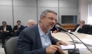 """Palocci diz que está disposto a revelar """"nomes e operações"""""""