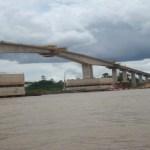 Jovem tenta suicídio na ponte sobre rio Madeira, em Porto Velho (RO)