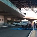 'Ele se atirou', diz taxista que viu queda de argentino em aeroporto de Porto Alegre