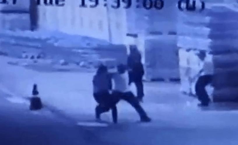 Homem dá seis tiros, atropela ex-mulher e foge em seguida