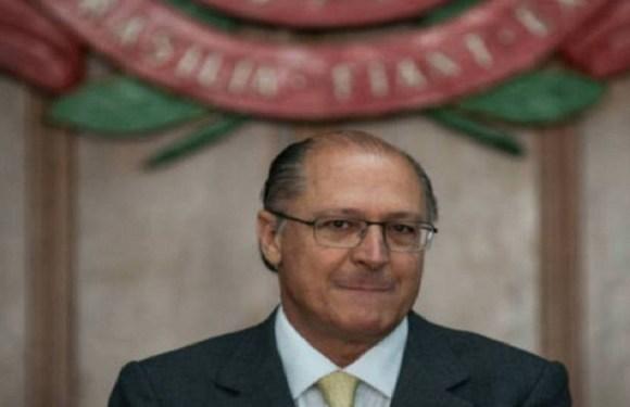 PSDB define adversário de Alckmin para prévias da eleição presidencial