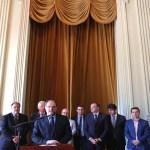 Governo do RS anuncia 500 PMs aposentados para escolas e videomonitoramento