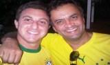 """""""Nunca misturei amizade com política"""", diz Luciano Huck sobre Aécio Neves"""