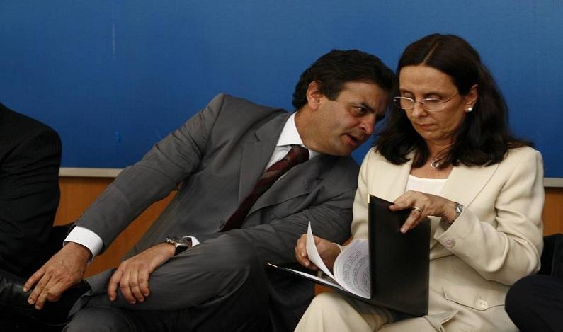 URGENTE: STF concede prisão domiciliar com uso de tornozeleira eletrônica para irmã de Aécio