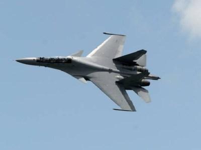 China intercepta avião militar dos EUA em águas internacionais