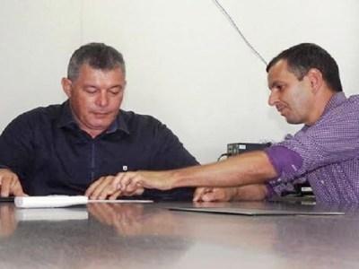 Edson Martins cumpre agenda de compromissos em Nova Brasilândia D'Oeste