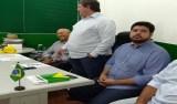 Jean Oliveira acompanha governador levando melhorias para Alto Alegre dos Parecis