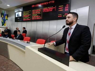 Léo Moraes pede instalação de escritório da Emater em Jacinópolis
