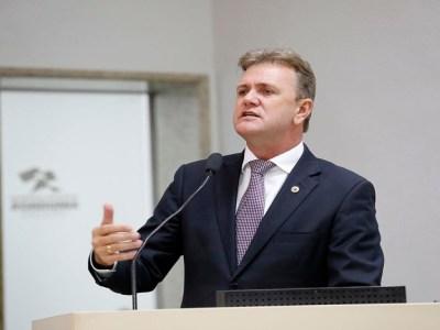 Luizinho Goebel pede recuperação na Linha 3, que liga dois municípios do interior
