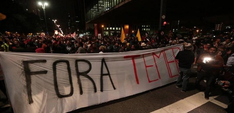 Movimentos pró e contra Dilma prometem ir às ruas pela renúncia de Temer