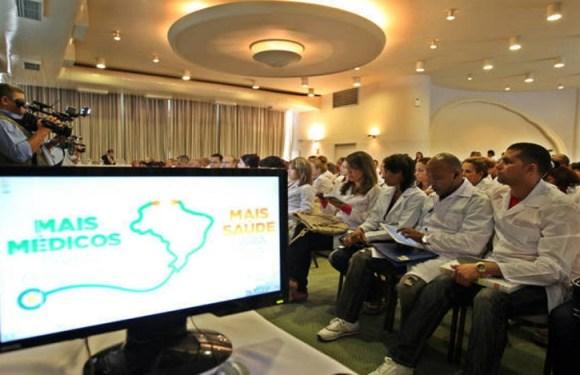 Ministro da Saúde diz que envio de cubanos ao Brasil será retomado