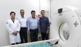 Maurão prestigia entrega de aparelho de ressonância magnética no Hospital Regional de Cacoal