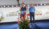 Maurão de Carvalho destaca força produtiva do Estado, na abertura da Rondônia Rural Show