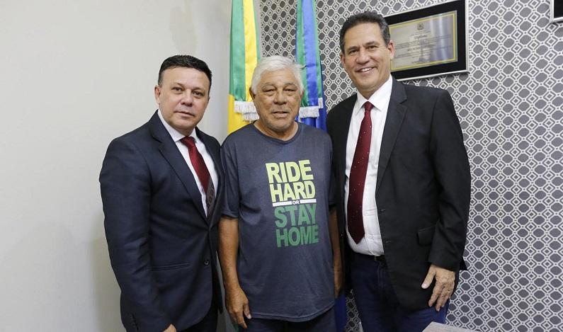 Apoio para o arraial Flor do Maracujá é discutido na Assembleia