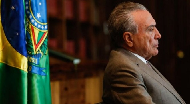 Plenário do STF decidirá sobre suspensão de inquérito de Temer na quarta-feira