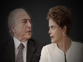 """""""Aguardemos a Justiça"""", diz Dilma sobre julgamento no TSE"""