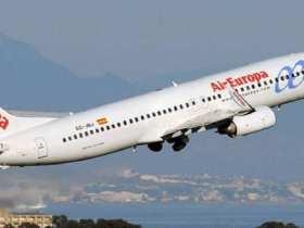 Avião retorna ao aeroporto de Miami após ser atingido por raio
