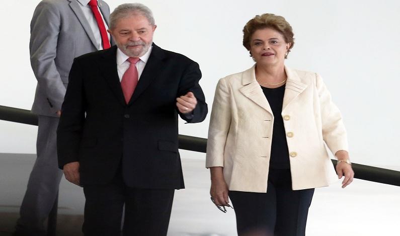 "Supremo retira da ""lava jato"" casos de Lula e Dilma envolvendo a JBS"
