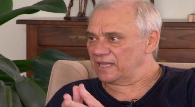 Marcelo Rezende revela que está com câncer no pâncreas