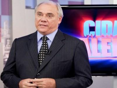 Marcelo Rezende deve ter alta ainda nesta semana