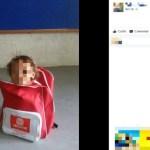 Tamanho de mochilas escolares entregues a alunos de creches por prefeitura na BA vira piada na internet
