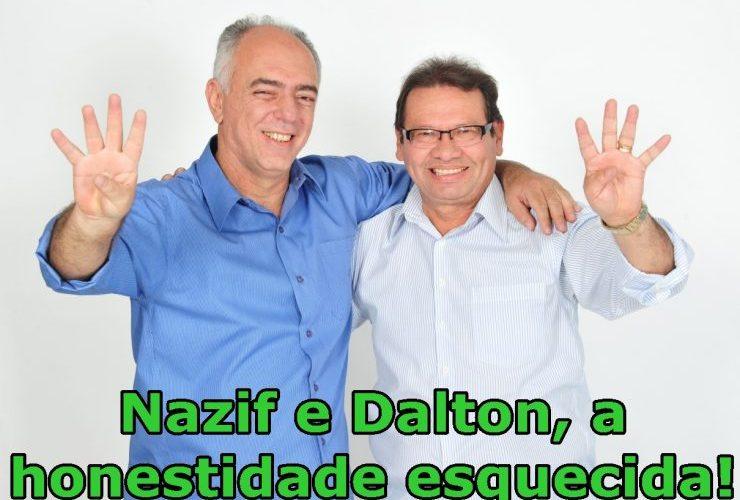 Volte, Dr. Mauro Nazif! – Professor Nazareno*