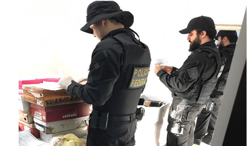 Operação da PF de RO desarticula quadrilha de lavagem de dinheiro do tráfico internacional