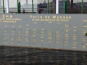 Cheia do Rio Negro em Manaus este ano deve superar a de 2016