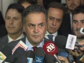 Juiz obriga Facebook a fornecer dados de usuária para Aécio Neves
