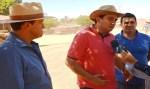 Cleiton Roque acompanha início dos trabalhos do DER na RO 387 e percorre trecho até o Pacarana