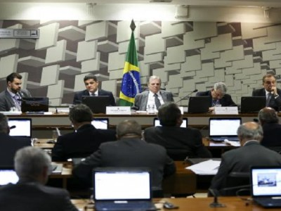 Comissão do Senado aprova relatório da reforma trabalhista
