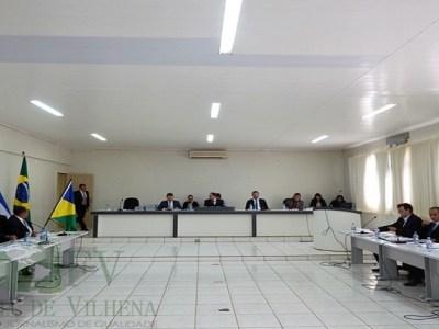 Vereadores de Vilhena (RO) cassam mandatos de Carmozino Alves, Junior Donadon e Vanderlei Graebin