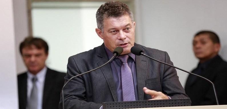 Após indicação do deputado Edson Martins, DER inicia recuperação da RO 473