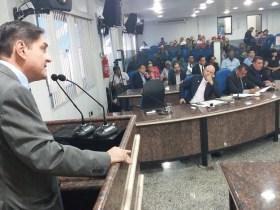 Presidente da Fecomércio-RO prestigia 50º aniversário da Renovação Carismática, na Câmara Municipal