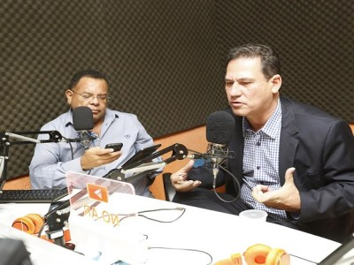 Maurão diz em rádio que lei em favor das mulheres devem inibir agressões