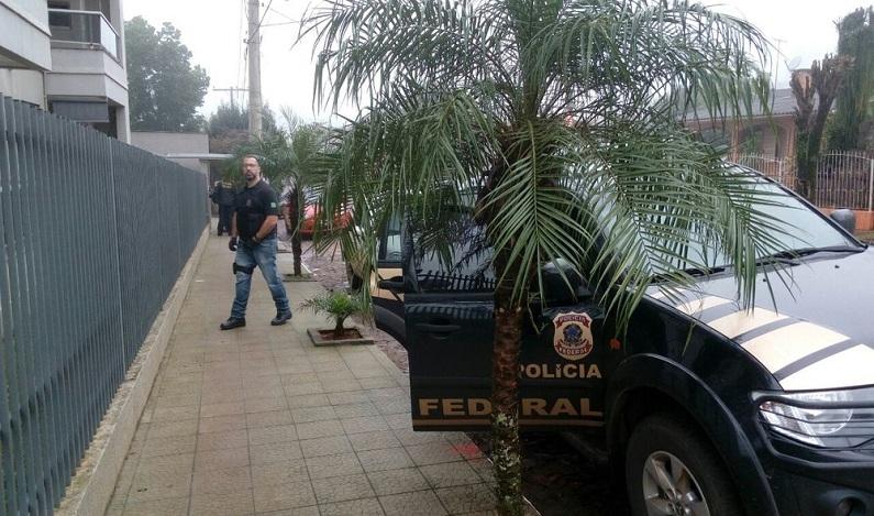 PF deflagra operação contra quadrilha suspeita de fraudar licitações no Norte do RS