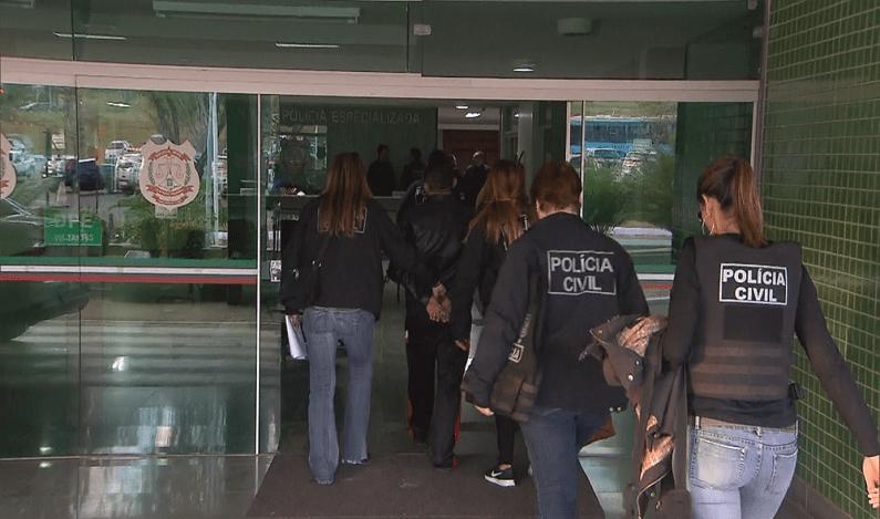 Polícia desmonta grupo que usa menores para furtar celular em 8 estados e no DF