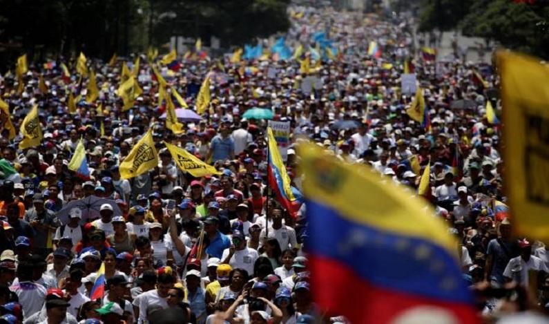 Venezuela acusa EUA de estarem por trás de violência em protestos