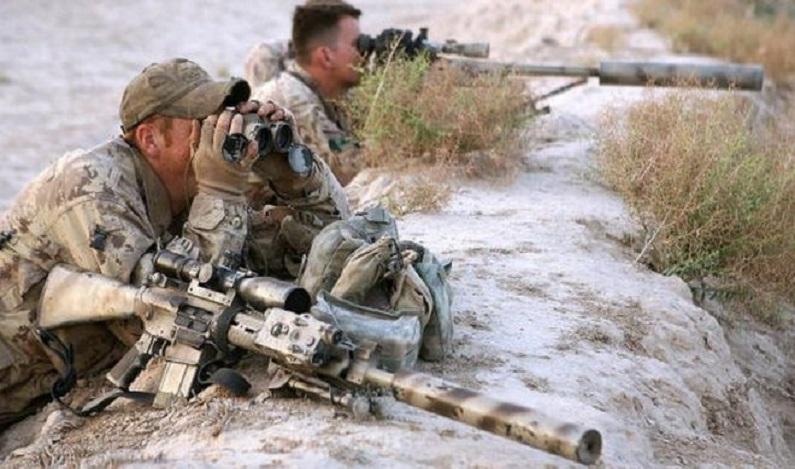 Atirador mata combatente do Estado Islâmico com disparo a 3,5 km de distância