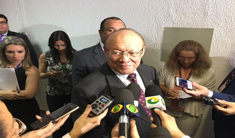 Presidente do Conselho de Ética do Senado, João Alberto é internado às pressas